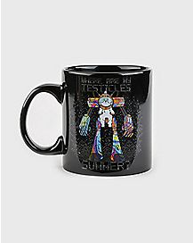 Snowball Ceramic Mug 20 oz. - Rick and Morty