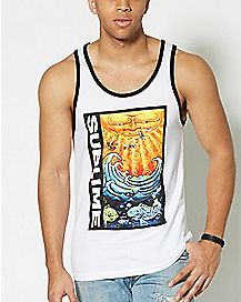 Sun Fish Sublime Tank Top