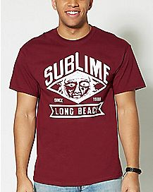 Long Beach Sublime T Shirt