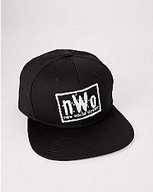 NWO Snapback Hat - WWE