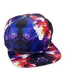Nova Purple Snapback Hat