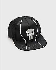 Skull Punisher Snapback Hat - Marvel