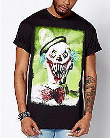 Horror Clown T Shirt