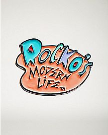 Rocko's Modern Life Pin - Nickelodeon