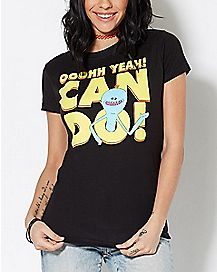Ooh Yeah Can Do T Shirt - Rick and Morty