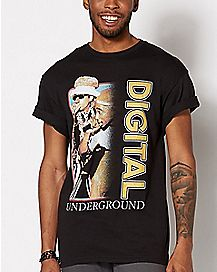 Digital Underground T Shirt