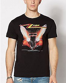 Eliminator ZZ Top T Shirt