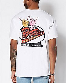 Pop Tate's T Shirt - Archie Comics