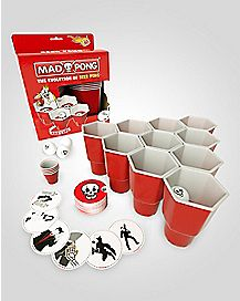 Mad Pong Beer Pong