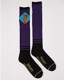 Scooby Doo Knee High Socks