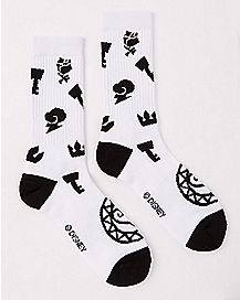Kingdom Hearts Crew Socks - Disney