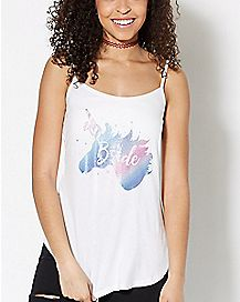 Unicorn Bride Tank Top