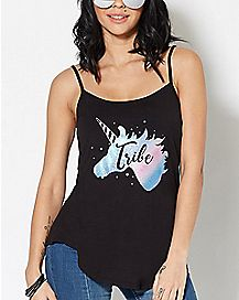 Unicorn Tribe Tank Top