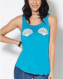 Mermaid Squad Tank Top