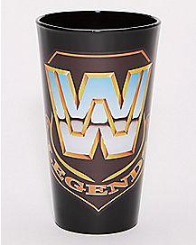 Legends WWE Pint Glass - 16 oz.