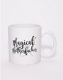 Magical Motherfucker Unicorn Coffee Mug - 22 oz.