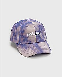 Bleach Dye Yassderday Dad Hat
