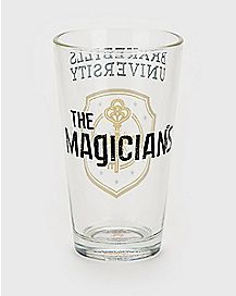 Brakebills University Pint Glass 16 oz. - The Magicians