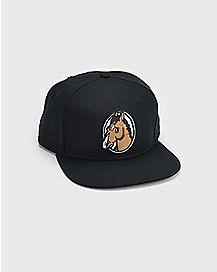 BoJack Horseman Snapback Hat