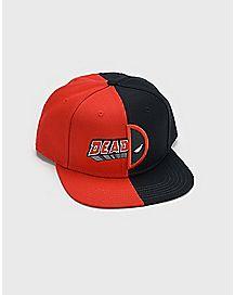 Split Logo Deadpool Hat - Marvel