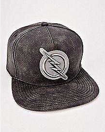 Zoom Flash Snapback Hat - DC Comics