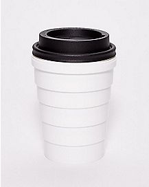Beer Can Collapsible Coffee Cup
