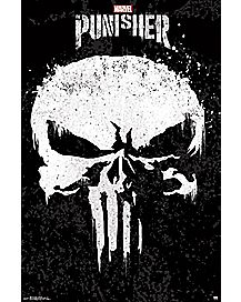 The Punisher Poster - Marvel