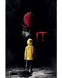 It Movie Poster - It