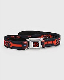 Close-Up Deadpool Seatbelt Belt - Marvel