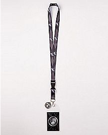 Black Panther Lanyard - Marvel