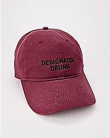 Designated Drunk Dad Hat