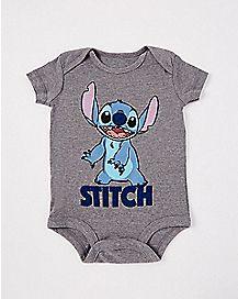 Stitch Baby Bodysuit - Disney