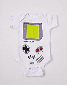 Gameboy Baby Bodysuit - Nintendo