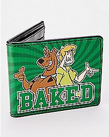 Baked Scooby and Shaggy Bifold Wallet - Scooby Doo