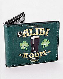 The Alibi Room Bifold Wallet - Shameless