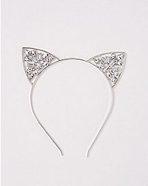 Gem Cat Ear Headband