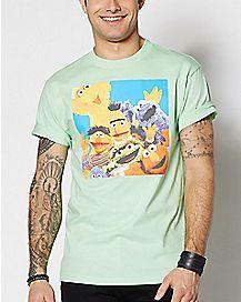 Sesame Street T Shirt