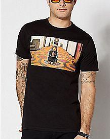 Danny Torrance T Shirt - The Shining