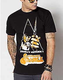 Clockwork Orange Poster T Shirt