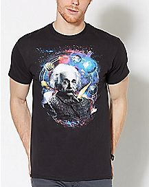 Cosmo Albert Einstein T Shirt