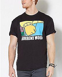 Arthur Fist T Shirt