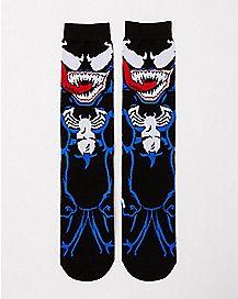 Venom Crew Socks - Marvel