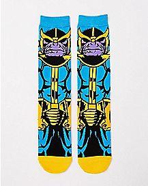 Thanos Crew Socks - Marvel