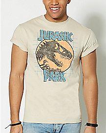 Logo Jurassic Park T Shirt