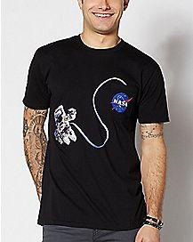 Astronaut NASA T Shirt
