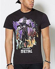 Dark Nights Metal T Shirt - DC Comics