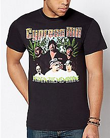 Insane In The Membrane Cypress Hill T Shirt