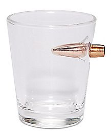 Bullet Shot Glass - 1.5 oz.