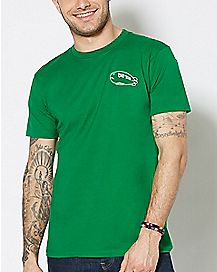 Blimp Green Day T Shirt