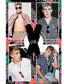 Team 10 Jake Paul Poster